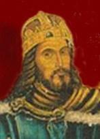 """Ranulph """"the Rich"""" de Senlis (St. Elizabeth)"""