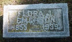 Flora Jane Comstock