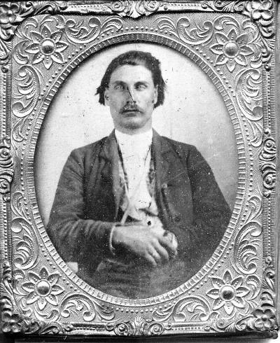 Joseph James Franklin Jones