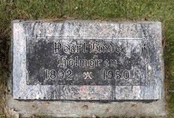 Pearl L. Johnson Linde Holmgren