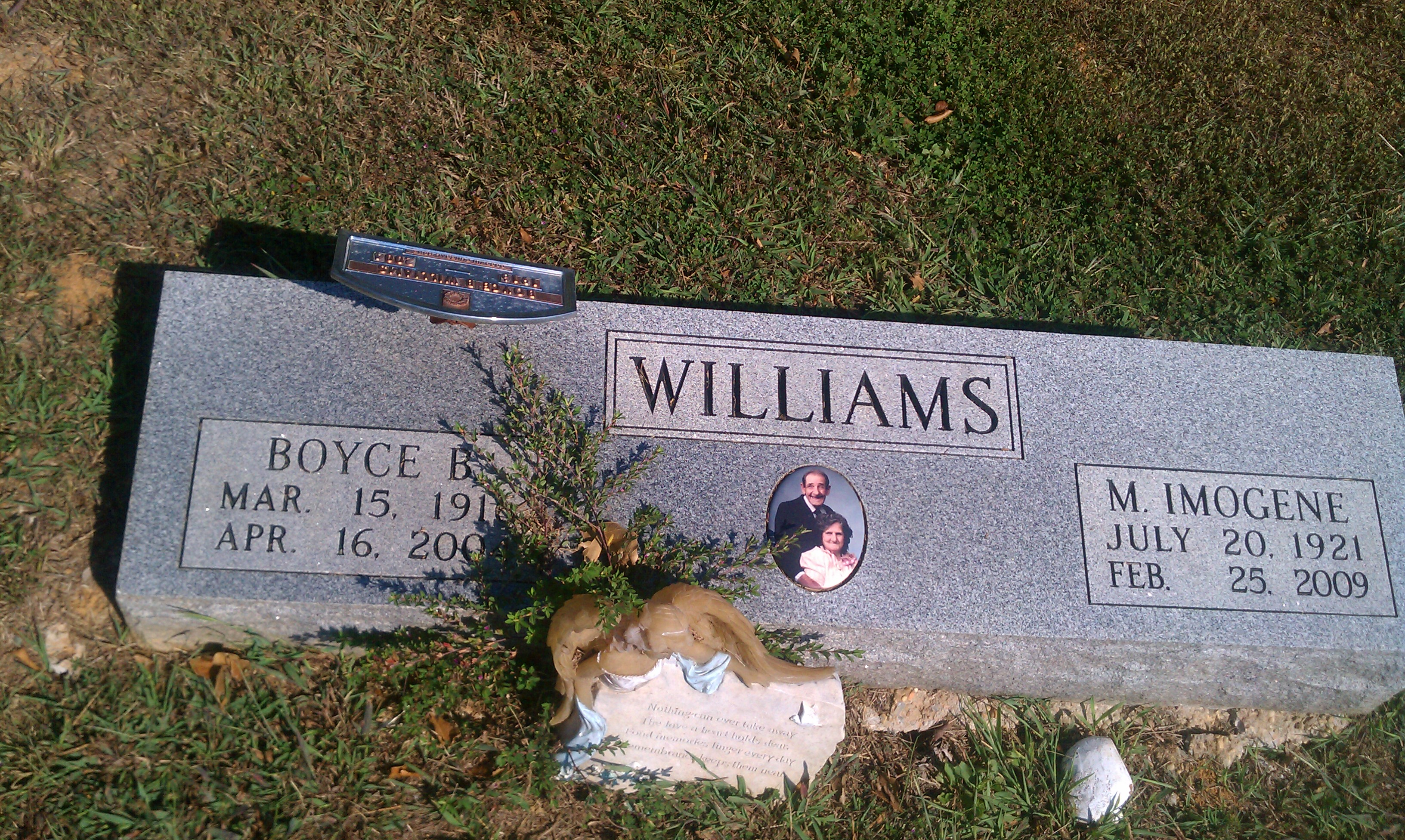 Boyce B Williams