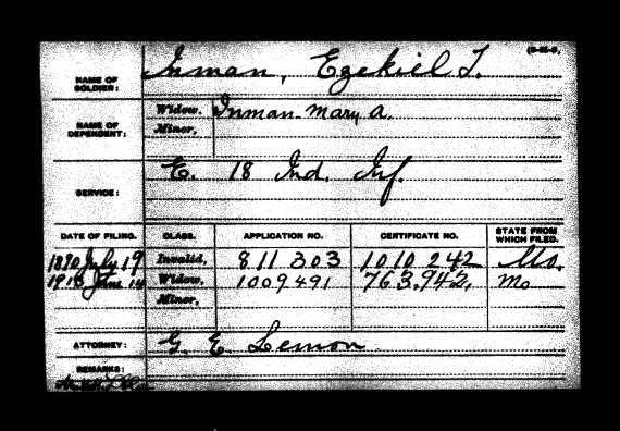 Ezekiel Taylor Inman