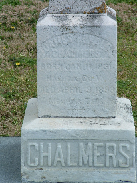 James Ronald Chalmers