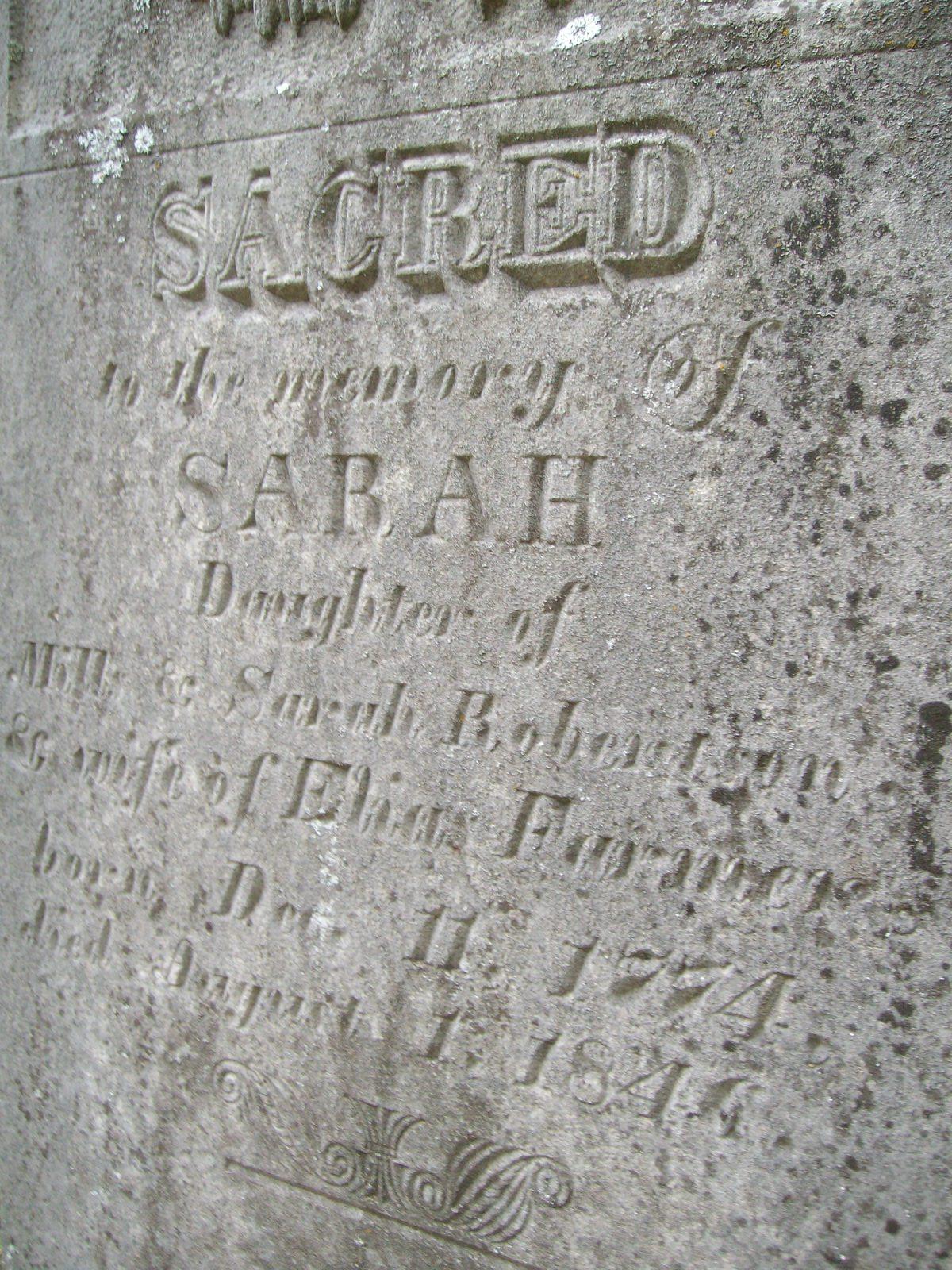 Sarah Devers Robertson