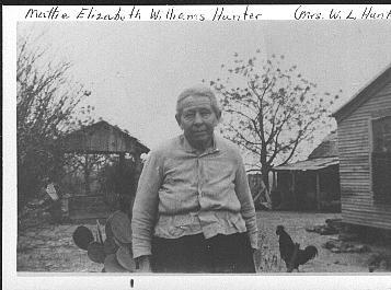 Mattie Elizabeth William