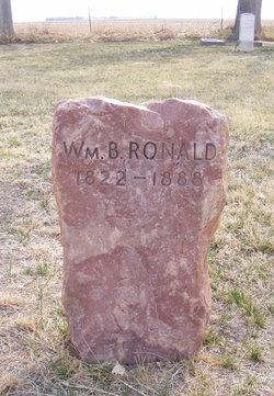 William Bunten Ronald
