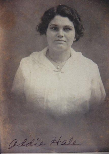 Ada B ( Addie) Hale