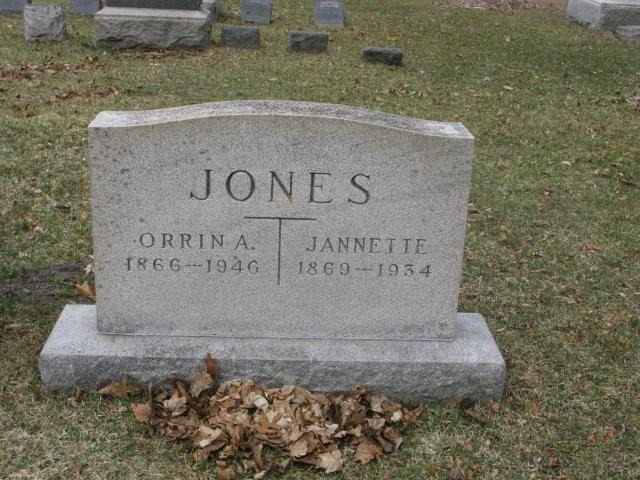 Orrin A. Jones