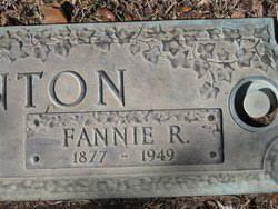 Fannie Ruth/Rachael Squyres