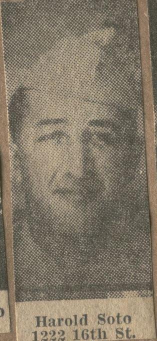 Harold William Soto