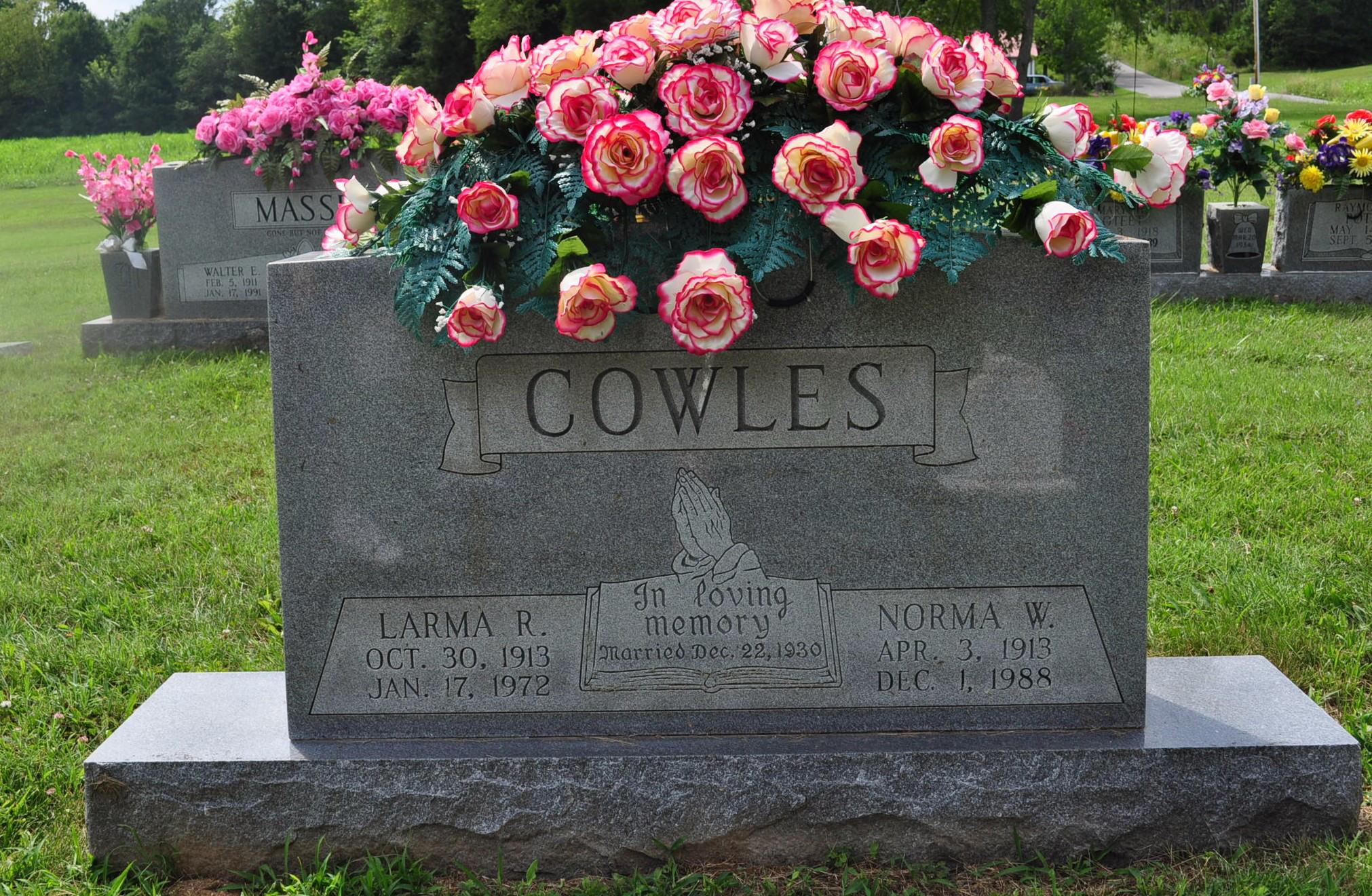 Larma Ray Cowles