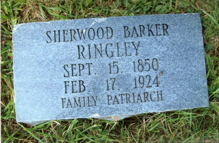 Sherwood Barker Ringley