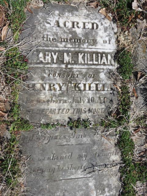 "Mary M ""Polly"" Rudisill"