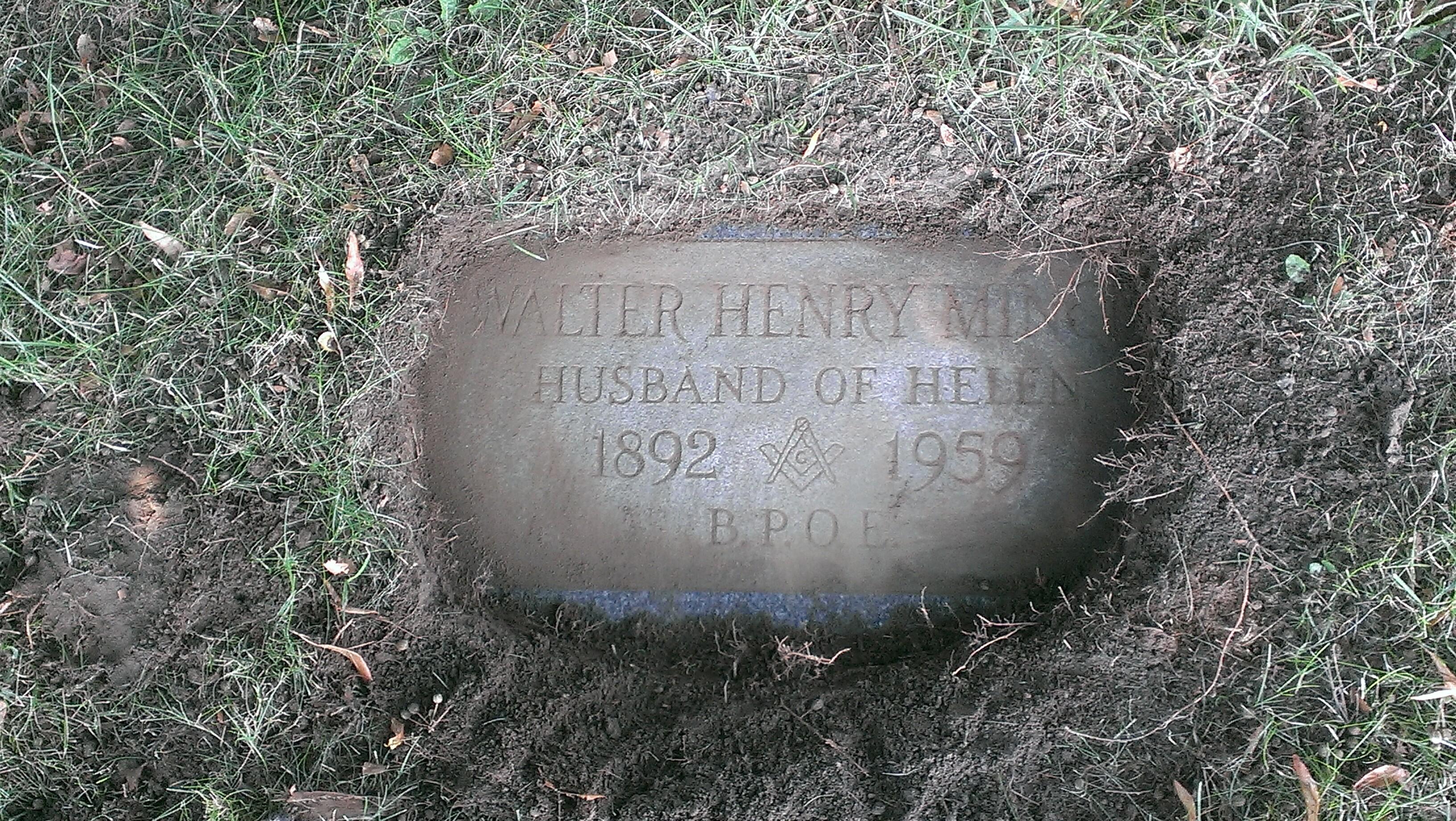 Walter Henry Minch