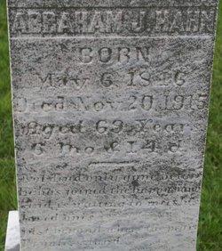 Abraham Jacob Hahn