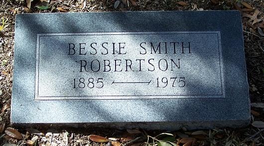 Bessie M Smith