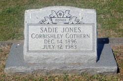 Sadie Jones