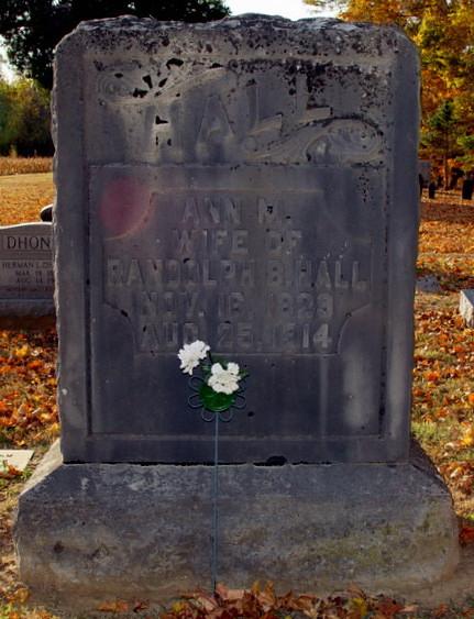 Ann Mariah Connor