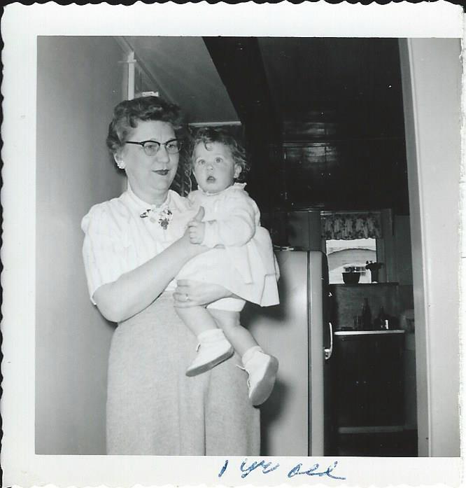 Gertrude M Lehman