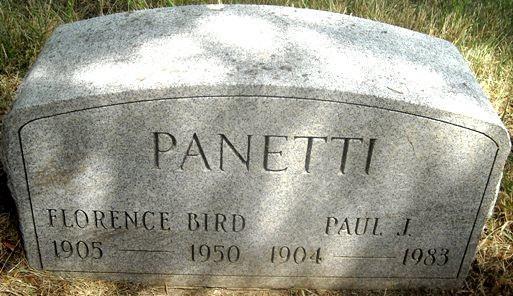 Paul J Panetti