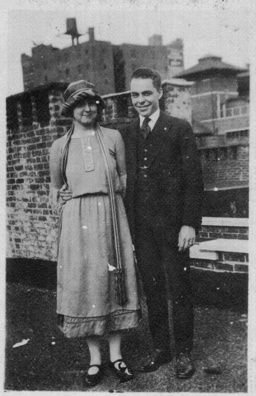 Herbert Dillistin   ♥ LANTERMAN (Paterson NJ-WV) (m Seneca Falls NY 1922 Helen Southworth)