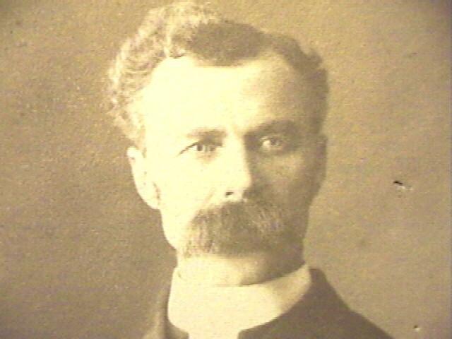 Rev.  B. A. D Frederick Lawrence Brown