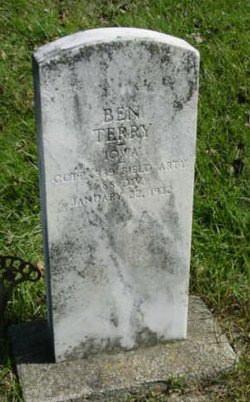 Benjamin Charles Terry