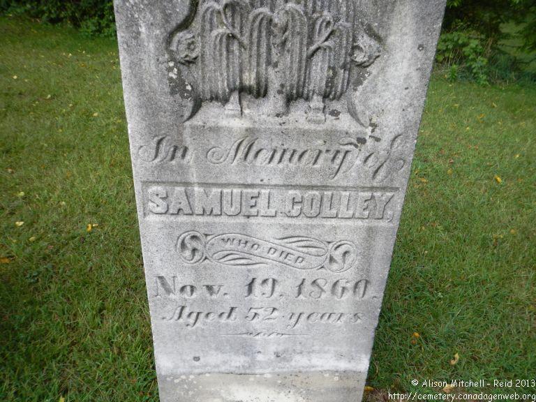 Samuel ( Cole