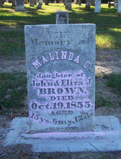 Malinda C Brown
