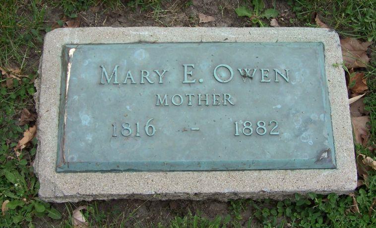 Mary Elizabeth Trowbridge
