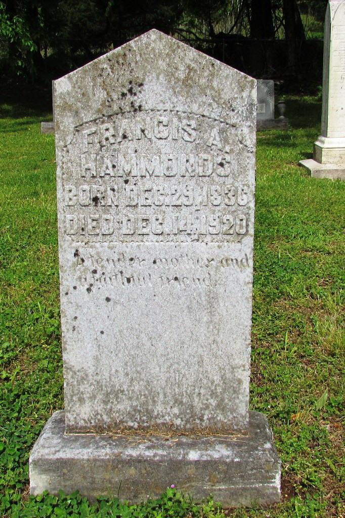 Frances A. Jones