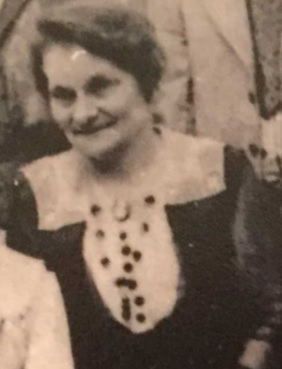 """Margaret Ella """" Maggie"""" Adams"""