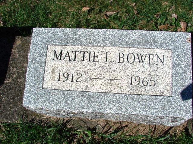 Mattie Louise Strait