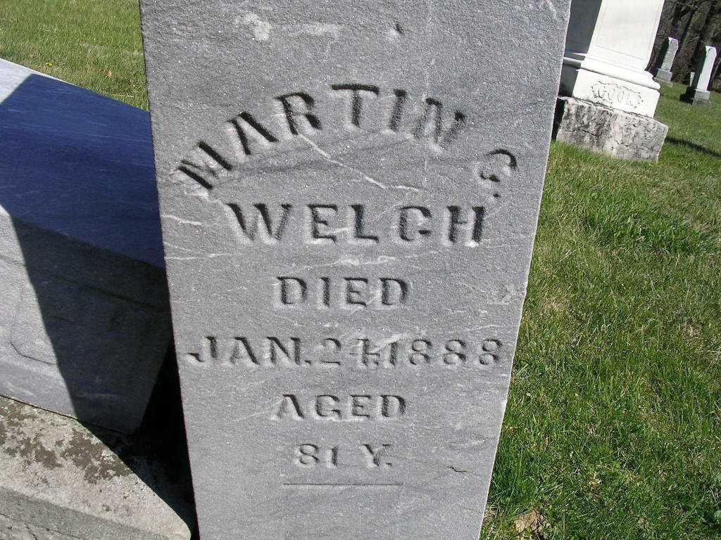 Martin C. Welch