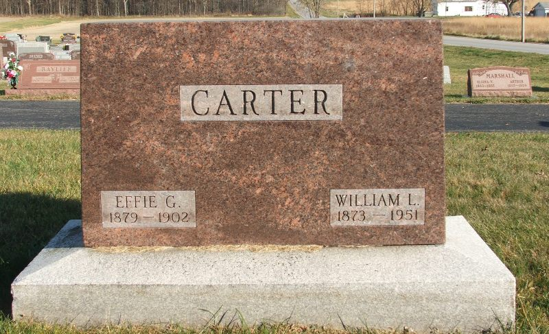William Luther Carter
