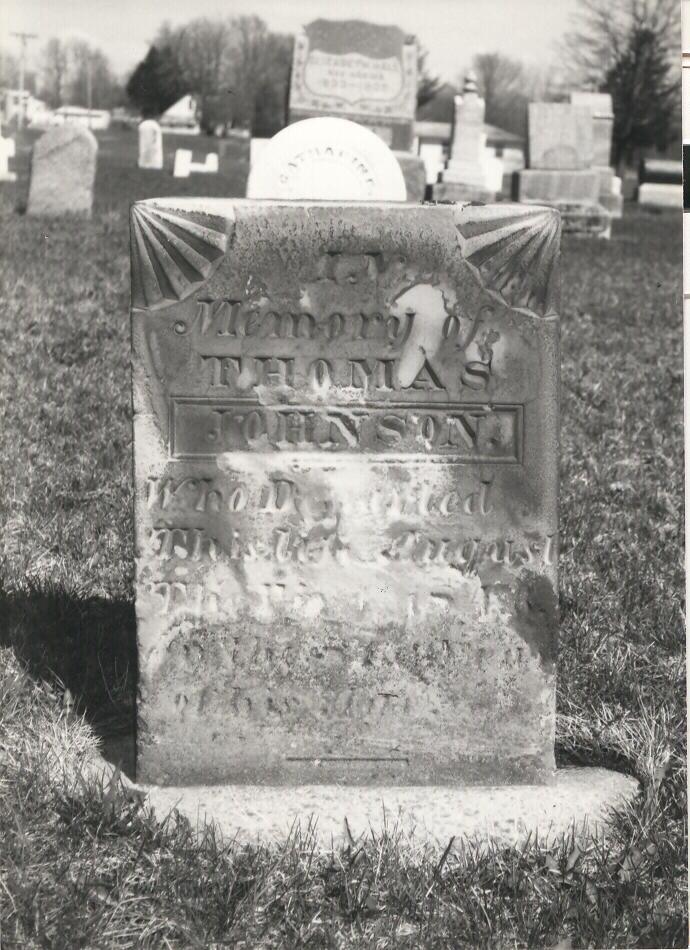 Thomas J Johnson
