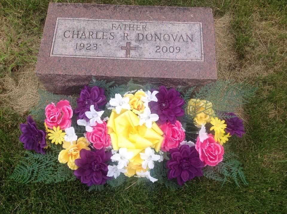 Charles Robert Donovan