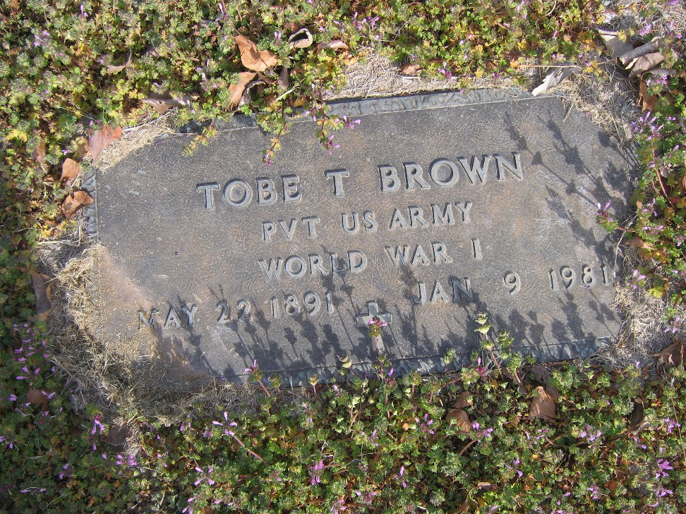 Tobe T. Brown