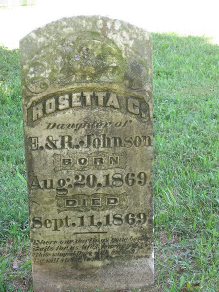 Rosetta  C. Johnson