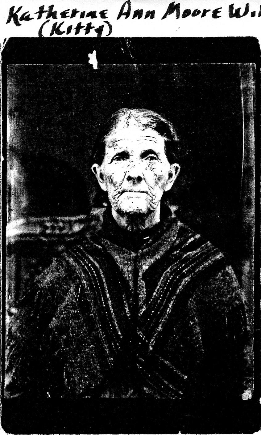 Katherine Ann Moore