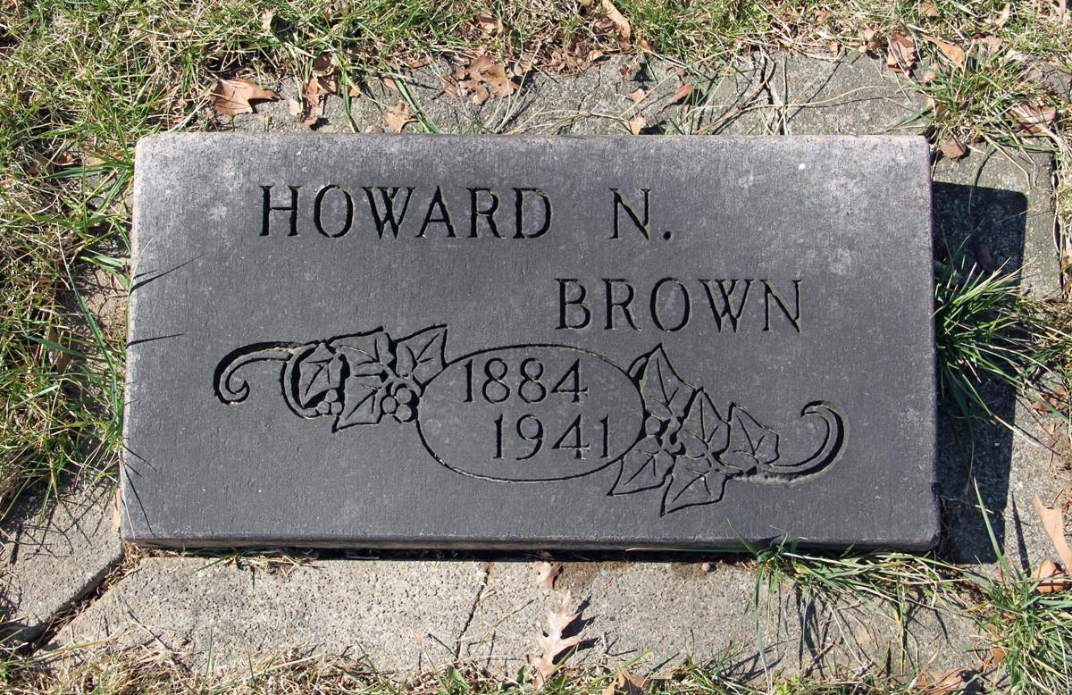 Howard Nathan Brown