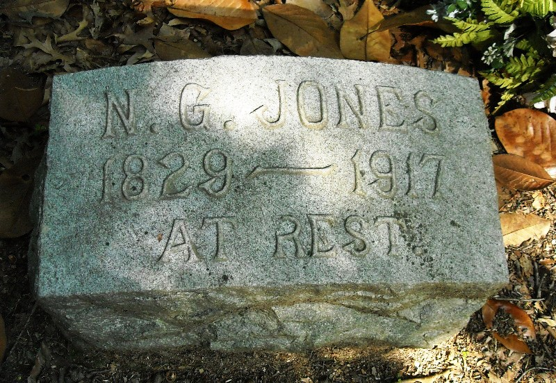 Nathaniel Gold Jones