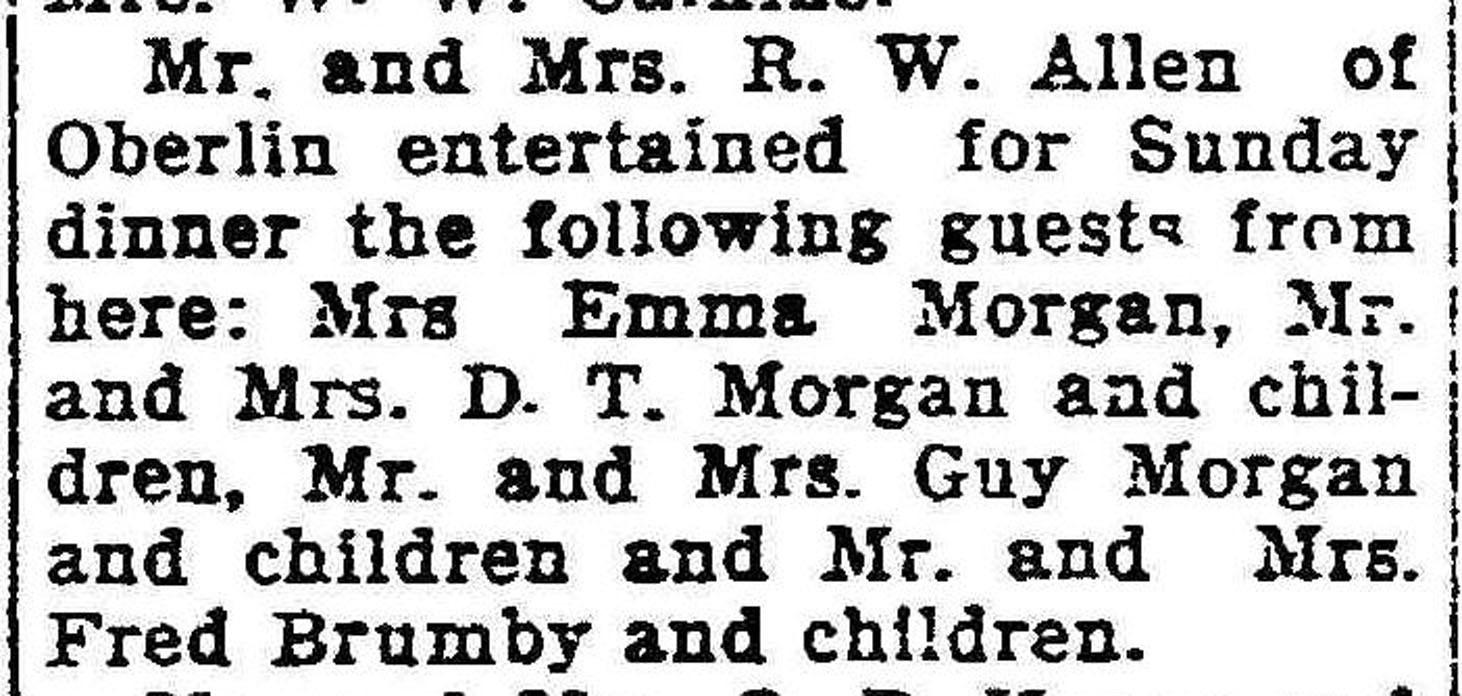 Emma A Grace Moore