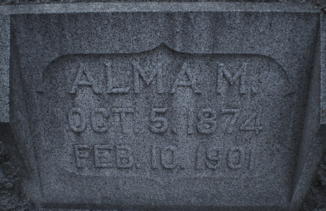 Alma Mary Brown