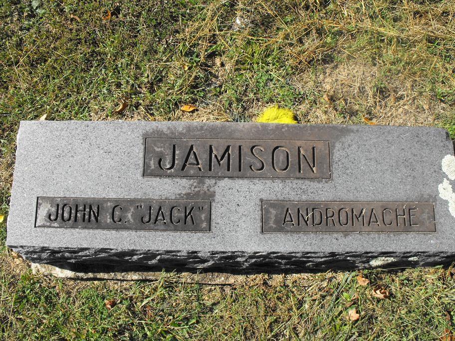 John C 'Jack' Jamison