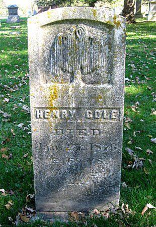 Henry Samuel Cole