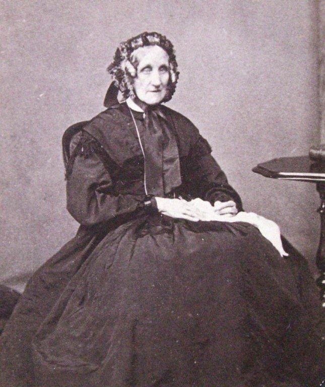 Elizabeth Crittall