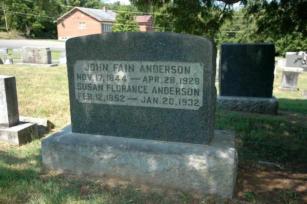 John Fain Anderson