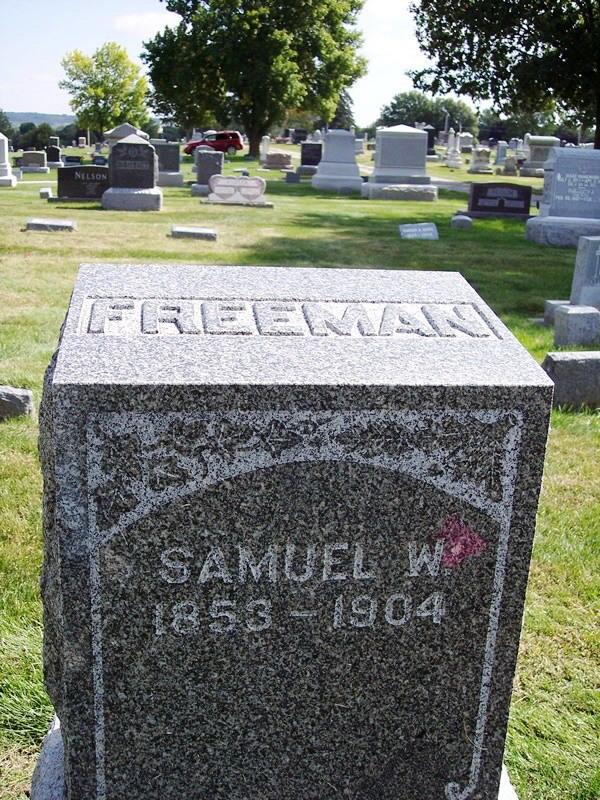 Samuel W. Freeman