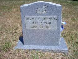 Tommy C Johnson